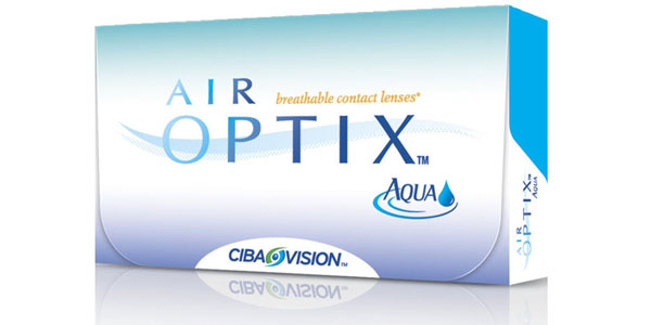 Air Optix Aqua 3db-os